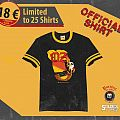 Oz Fire in the Brain Official Tshirt