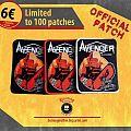 Avenger (UK) Official Woven Patch