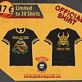 Manilla Road Crystal Logic Official Tshirt