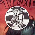 """My """"Exhumed"""" Woven Patch"""