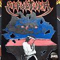Sepultura - Schizophrenia Backpatch