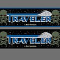 Traveler - Patch - Traveler Official Woven Patch