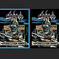 Sodom - Patch - Sodom Persecution Mania Official Woven Patch