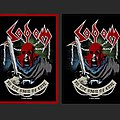 Sodom In the Sign of Evil Official Woven Patch