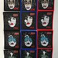 Kiss - 4 faces set