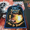 Running Wild - Patch - Running Wild - Gates to Purgatory Woven Patch