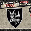Witch Cross Official Pin