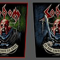 Sodom - Patch - Sodom In the Sign of Evil Official Backpatch