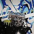 Judas Priest - Pin / Badge - Judas Priest Painkiller Enamel Pin