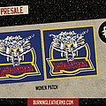 Judas Priest - Defenders of the Faith Vntage Design Woven Patch