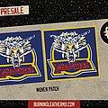 Judas Priest - Patch - Judas Priest - Defenders of the Faith Vntage Design Woven Patch