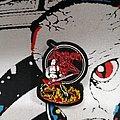 Venom - Pin / Badge - Venom Cronos on Fire Enamel Pin