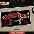 Motörhead - Pin / Badge - Motorhead Metal Pin