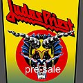 Judas Priest - Defenders of the Faith Vintage Design Backpatch