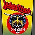Judas Priest - Patch - Judas Priest - Defenders of the Faith Vintage Design Backpatch