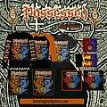 Possessed - TShirt or Longsleeve - Possessed - Beyond the Gates Official Merchandise