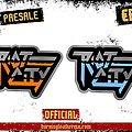 Riot City - Pin / Badge - Riot City Official Metal Pins