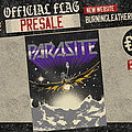Parasite - Other Collectable - Parasite Official Flag