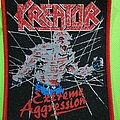 Kreator - Patch - Kreator - Extreme Aggression Woven Patch