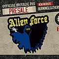 Alien Force - Pin / Badge - Alien Force - Hell and High Water Official Pin