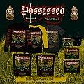 Possessed - TShirt or Longsleeve - Possessed - Eyes of Horror Official Merchandise