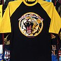 Official Tygers Of Pan Tang - Wild Cat Tshirts