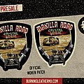 ManillaRoad - Crystal Logic Official Woven Patch