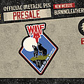 WOLF- Edge of the World Official Pin