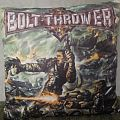 Bolt Thrower Pillow Honour Valour Pride  Other Collectable
