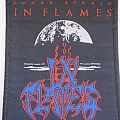 In Flames - Patch - In Flames Lunar Strain woven Patch