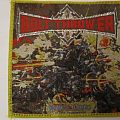 BOLT THROWER patch Realms of Chaos