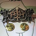 Marduk Metal Pin Other Collectable