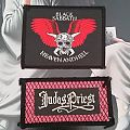 Vintage Black Sabbath Heaven and Hell and Priest patch