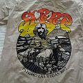 Exclusive Sleep T-shirt with Freaking Tony Iommi on it!!!