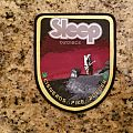 Sleep 2018 tour badge patch looking to get rid of!