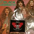 Black Sabbath Heaven and Hell patch for the mighty Megazero!!