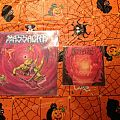 Massacre From Beyond original LP plus 7 inch 1991