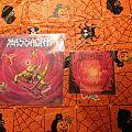 Massacre From Beyond original LP plus 7 inch 1991  Tape / Vinyl / CD / Recording etc