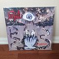 Death Symbolic Vinyl LP Signed by Chuck  Tape / Vinyl / CD / Recording etc