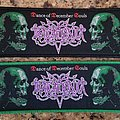 Katatonia - Patch - Official Katatonia Dance Of December Souls Woven super strip