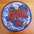 Nuclear Assault - Patch - OG Nuclear Assault - Handle With Care patch for Koolg71