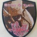 Bethlehem - Patch - Official Bethlehem Dictius Te Necare woven shield patch