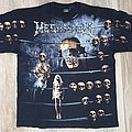 Megadeth - Countdown to extinction allover shirt