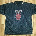 Slayer Soccer Shirt