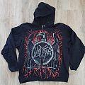 Slayer - Black eagle hoodie Hooded Top