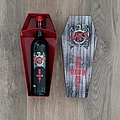 Slayer - Reign in blood red wine with coffin Other Collectable