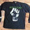 Sepultura - Slave New World longsleeve TShirt or Longsleeve