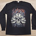 Slayer - Final Tour VIP longsleeve TShirt or Longsleeve
