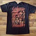 Slayer - Psychopathy Red tour shirt