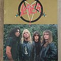 Slayer - Reign in blood tour book Other Collectable